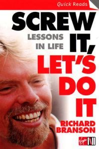 Screw it, Let's Do it (Isokokoinen pokkari)  Sir Richard Branson