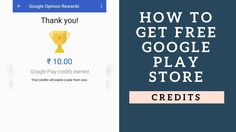 How to get Free Google PlayStore Credits, Google Opinion Rewards explained, how Google Opinion Rewards works, what is Google Opinion Rewards,