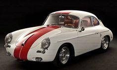 1965 Porsche 356SC Coupe -  Design Father