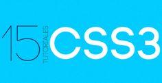 15 Tutoriales CSS3 para mejorar tus paginas web