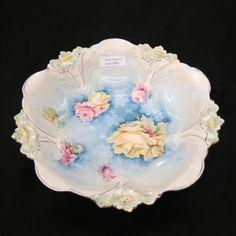 R.S. Prussia Porcelain Bowl