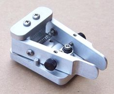 DCP Miniature Iambic Paddle Kit http://www.americanmorse.com/dcp.htm