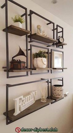 68 amazing decorating shelves 8 tips for decorating 51 68 am – Wall Products House Interior Decor, Decor, Home Decor Furniture, Furniture, Decorating Shelves, Home, Interior Design Living Room, Interior, Furniture Decor