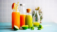 Lassi, Hot Sauce Bottles, Smoothie, Drinks, Food, Drinking, Beverages, Eten, Smoothies