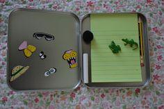 Closet Crafter: Little Boy Busy Box