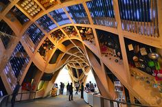 X-TU's Architects Milan Expo Pavilion evokes the iconic food markets of France | Inhabitat - Sustainable Design Innovation, Eco Architecture, Green Building