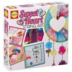 ALEX Toys Craft Sweetheart String Art