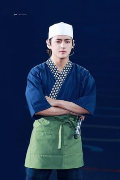Aaah Kim Taehyung stop looking like that it isn't healthy for my heart. Edit: I really want to be sushi rn