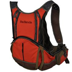 Upland Vest Pack - You will cover mileage when grouse hunting and as such need to have a means to carry your gear