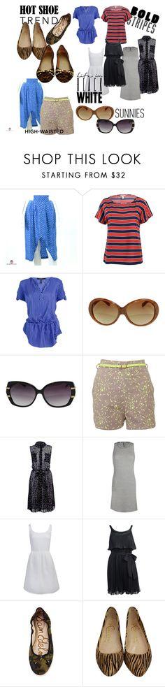 Instagram Fashion Trends Summer 2016 Roundup by mulberrymusefashion on Polyvore featuring Bella Luxx, White House Black Market, Lauren Moffatt and Miu Miu