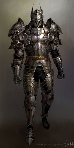 Steampunk Knight   Harbinger of the Coz