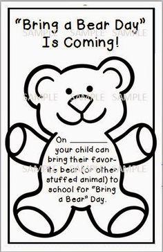 Beary Fun Learning