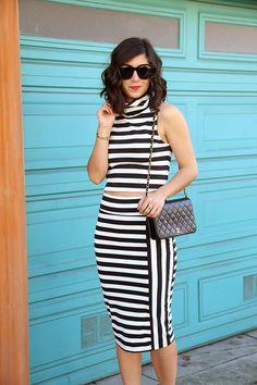 This Time Tomorrow: stripes on stripes