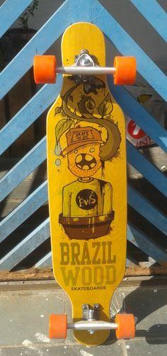 Brazil Wood Longboards