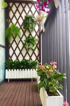 Small Balcony Design, Small Balcony Garden, Vertical Garden Design, Small Balcony Decor, Balcony Plants, House Plants Decor, Plant Decor, Apartment Balcony Garden, Apartment Balcony Decorating