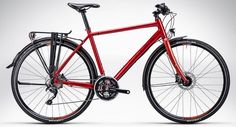 What are the benefits and features of hybrid bikes?  These bike blends the best features of mountain bikes and road bikes together to create a sturdy bike that is fast and comfortable.  http://bigdealhq.com/best-hybrid-bike-for-men