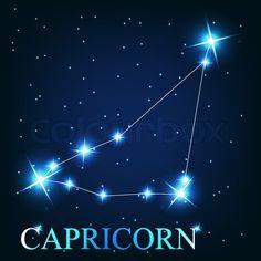 Tattoo Capricorn, Capricorn Sun Sign, Aquarius Constellation Tattoo, Astrology Capricorn, Zodiac Signs Aquarius, Zodiac Art, Astrology Signs, Zodiac Tattoos, Capricorn Images