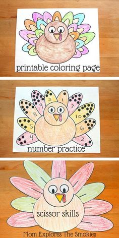 Art therapy activities thanksgiving These fun printable learning activities for kids include fine motor practice, number practice, and scissor skills practice. Thanksgiving Activities For Kids, Autumn Activities For Kids, Art Therapy Activities, Kids Learning Activities, Thanksgiving Crafts, Teaching Ideas, Scissor Skills, Fine Motor, Kid Crafts