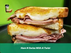 Best Sandwich, Rice Bowls, Tasty Dishes, Coffee Drinks, Ham, Cravings, Sandwiches, Good Food, Lunch