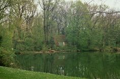 Lake cabin in Munich, Germany.  Contributed by Jasmin Liddell.