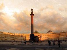 фотопутешествия: Palace Square of St Petersburg