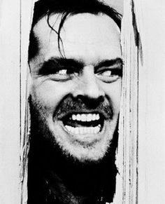 The Shining - superb acting from Jack Nicholson.