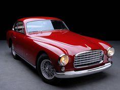 1951 Ferrari 340 America Ghia Coupe Подписывайся на мои доски http://www.pinterest.com/i_razumova/
