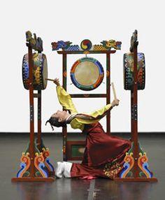 Korean Drum Dance