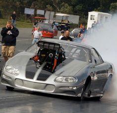 YESS !!! Camaro Ss, Chevrolet Camaro, Chevy, Old Race Cars, Old Cars, Drag Cars, Drag Racing, Badass, Nostalgia