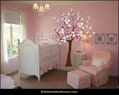 how to paint cherry blossoms on a wall - Google Search