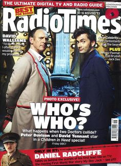 Radio Times Cover 2007-11-10 by combomphotos, via Flickr