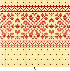 Fair isle Knitting Charts Pattern Of the Month Ski Slope Fair isle , charts fair isle Fair isle Knitting Charts Pattern Of the Month Ski Slope Fair isle , charts children Fair Isle Knitting Patterns, Fair Isle Pattern, Knitting Blogs, Knitting Charts, Knitting Stitches, Knitting Designs, Free Knitting, Knitting Projects, Cross Stitch Charts