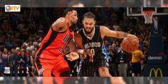 Orlando Magic son saniyede : Orlando Magic deplasmanda karşılaştığıOklahoma City ThunderıSerge Ibakanın bitime 0.4 saniye kala attığı basketle 119-117 mağlup etti.  http://www.haberdex.com/spor/Orlando-Magic-son-saniyede/81134?kaynak=feeds #Spor   #Magic #Orlando #attığı #kala #basketle