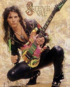 Heavy Metal Music, Heavy Metal Bands, Guitar Girl, Cool Guitar, Rock N Roll, David Lee Roth, Steve Vai, Guitar Scales, Best Guitarist