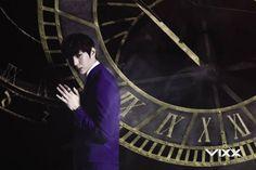 VIXX reveal individual jacket photos for 4th single, 'ETERNITY' : Leo