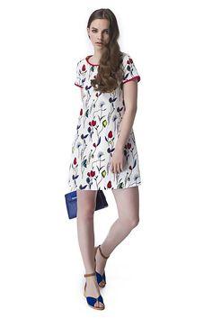 Spring Dress de Compañía Fantástica de Compañía Fantástica Spring/Primavera 2015