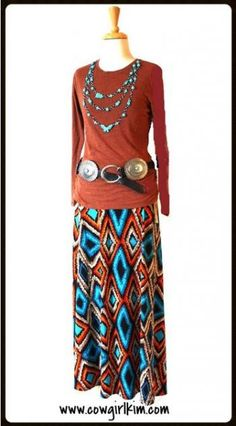 Cowgirl Fashion :: Skirts :: FALL 2013 DOUBLE D RANCH DANCE FEATHERS MAXI SKIRT! - Cowgirl Kim|Ladies Western Wear|Cowgirl Fashion|Double D Ranch|Unique High End Western Fashions|Turquoise Jewelry|Southwestern Jewelryhttp://www.cowgirlkim.com/store/cowgirl-fashion/skirts/fall-2013-double-d-ranch-dance-feathers-maxi-skirt.html