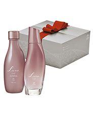 Presente Natura Luna Rosé - Desodorante Colônia + Óleo Corporal + Embalagem Desmontada  http://rede.natura.net/espaco/adrianacosmeticos/nossos-produtos/presentes-9a?_requestid=1272347