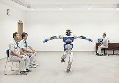 Vincent Fournier / The Man Machine / [Kawada] / Photography / 2010