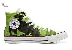 Converse Customized Chaussures Personnalisé et imprimés UNISEX (produit artisanal) Rana Converse - size EU37 - Chaussures mys (*Partner-Link)