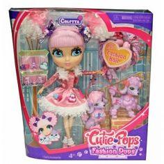Cutie Pops Fashion Pups: complete list of dolls