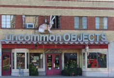 Uncommon Objects  Austin, Texas  One of the best stores ever!