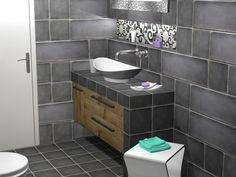 Εντοιχισμένη μπαταρία νιπτήρα Tech 12200 από το Ιταλικό εργοστάσιο της LaTorre Toilet, Tech, Bathroom, Washroom, Flush Toilet, Full Bath, Toilets, Bath, Technology