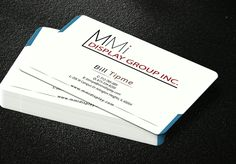 Professional and  clean business card   www.fiverr.com/khan_lp/design-professional-business-card