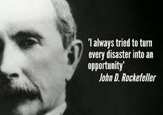 Image result for john d. rockefeller quotes