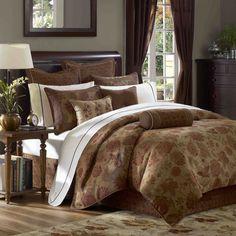 Hampton Hill Bayberry Comforter Set - JLA10-077/78
