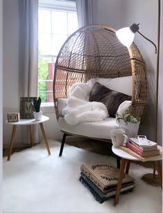 Room Ideas Bedroom, Decor Room, Book Corner Ideas Bedroom, Bedroom Nook, Garden Bedroom, Bedroom Corner, Modern Bedroom Decor, Boho Living Room, Living Room And Bedroom In One