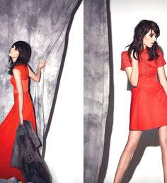 Greg Adamski- Strong Colors Fashion Photography