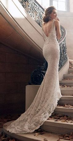 Cheap wedding dress, Buy Quality western wedding dresses directly from China mariage dress Suppliers: Wedding Dress Country Sexy Backless Mermaid China Western Bride Gowns 2017 Elegant Robe De Mariage Dresses Lazaro Wedding Dress, Lazaro Bridal, Dream Wedding Dresses, Bridal Dresses, Wedding Gowns, Bridesmaid Dresses, Lace Wedding, Mermaid Wedding, Backless Wedding