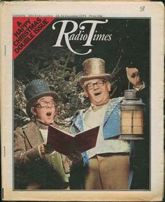 For many, the Christmas 'Radio Times' is a tome of wonder during the festive period. Take a look at how times have changed with Christmas covers spanning 90 years. The Best Of Christmas, Christmas Cover, Meaning Of Christmas, Christmas Past, Retro Christmas, Christmas Wishes, Christmas Comics, 1970s Childhood, Childhood Memories